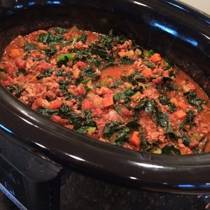 paleo chili in crock pot